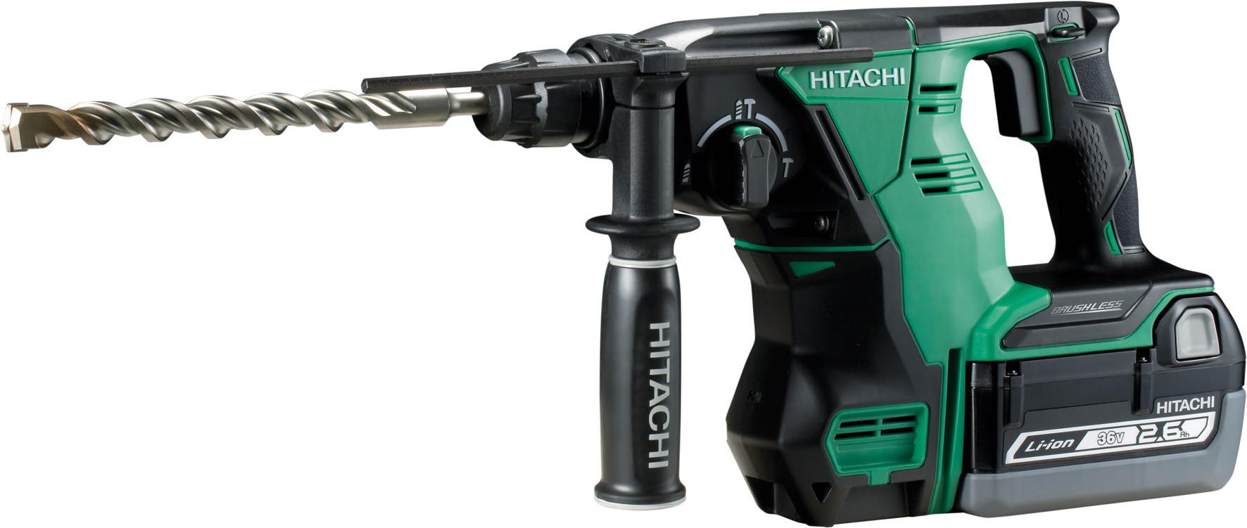 Hitachi dh 36 dbl machines - Perforateur sans fil hitachi ...