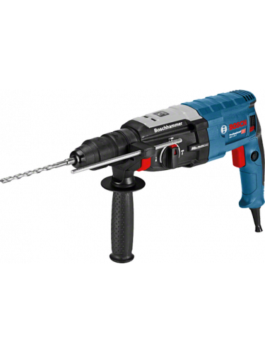 MARTEAU PERFORATEUR BOSCH GBH 2-28 F + KIT ASPIRATION GDE 16 PLUS