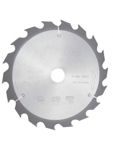 LAME SCIE CIRCULAIRE D 165 mm