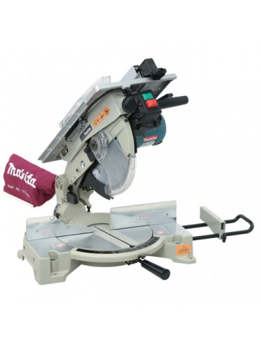 SCIE A COUPE D'ONGLET ET A DELINAGE MAKITA LH1040