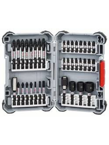 SET DE VISSAGE IMPACT BOSCH 31 PIECES 2608522365
